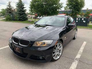 Used 2011 BMW 3 Series M-SPORT XDRIVE NO ACCIDENT WARRANTY SUNROOF LOADED for sale in Concord, ON