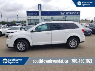 Used 2015 Dodge Journey SXT/BLUETOOTH/CRUISE CONTROL/POWER OPTIONS for sale in Edmonton, AB