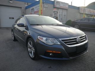 Used 2010 Volkswagen Passat NAVI_REAR CAMERA_LEATHER_SUNROOF_BLUETOOTH for sale in Oakville, ON