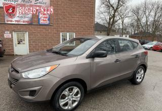 Used 2012 Hyundai Tucson GL/AWD/2.4L/ONE OWNER/NO ACCIDENT/CERTIFIED for sale in Cambridge, ON