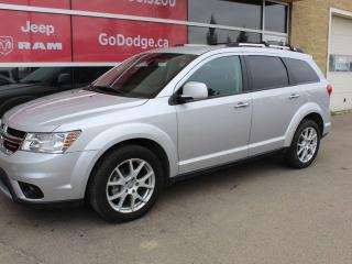 Used 2014 Dodge Journey RT / AWD / HEATED WHEEL AND SEATS for sale in Edmonton, AB