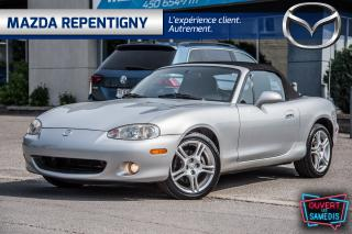 Used 2004 Mazda Miata MX-5 2004 Mazda Mx- 2dr for sale in Repentigny, QC