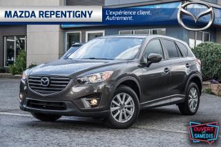Used 2016 Mazda CX-5 2016 Mazda CX-5 - AWD 4dr Auto GS toit nav for sale in Repentigny, QC