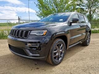 New 2019 Jeep Grand Cherokee Limited X for sale in Edmonton, AB