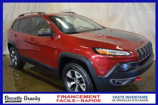 Used 2015 Jeep Cherokee for sale in Cowansville, QC