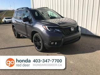Used 2019 Honda Passport Sport Back Up Camera Heated Seats for sale in Red Deer, AB
