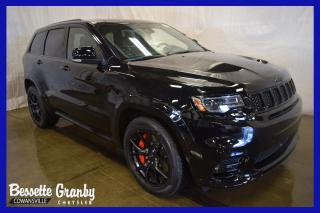 Used 2019 Jeep Grand Cherokee SRT +Toit Pano, Audio SRT+ for sale in Cowansville, QC