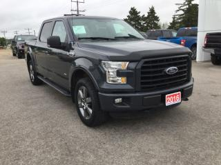 Used 2016 Ford F-150 XLT for sale in Harriston, ON
