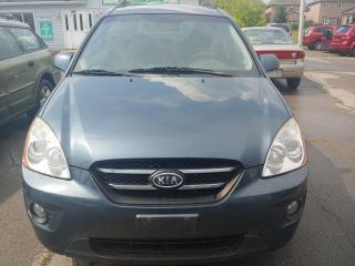 Used 2009 Kia Rondo EX Premium for sale in Oshawa, ON