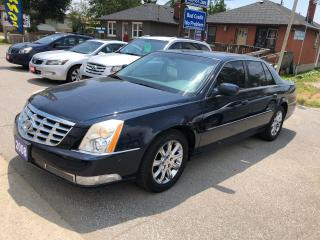 Used 2008 Cadillac DTS for sale in Bradford, ON
