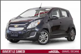 Used 2016 Chevrolet Spark EV LT - Bluetooth - Siège chauffant for sale in Montréal, QC