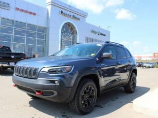 New 2019 Jeep Cherokee Trailhawk for sale in Peace River, AB