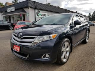 Used 2014 Toyota Venza XLE V6 AWD 2014 Toyota Venza XLE V6 AWD for sale in Bloomingdale, ON