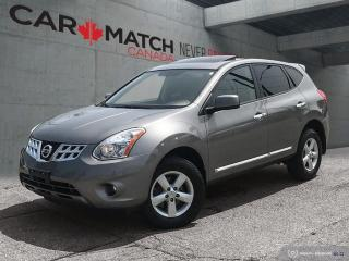 Used 2013 Nissan Rogue SPECIAL EDITION / SUNROOF / NO ACCIDENTS for sale in Cambridge, ON