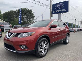 Used 2014 Nissan Rogue Traction intégrale 4 portes SL for sale in Victoriaville, QC