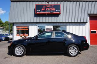Used 2011 Cadillac CTS CTS CTS 4 AWD 3.0L MAGS CUIR BLUETOOTH 170 000 KM for sale in Lévis, QC