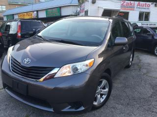 Used 2011 Toyota Sienna LE/8 Passenger/Safety Included Price for sale in Toronto, ON