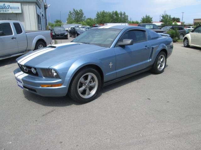2006 Ford Mustang Pony