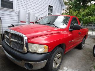 Used 2003 Dodge Ram 1500 SLT for sale in Sarnia, ON