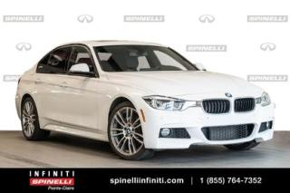 Used 2018 BMW 3 Series 340i xDrive / GPS / M PACK / CAMERA GPS / TOIT / CAMERA for sale in Montréal, QC
