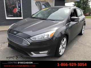Used 2016 Ford Focus for sale in St-Georges-de-Champlain, QC