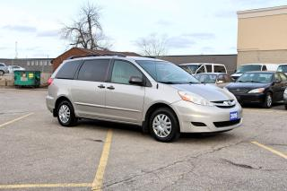 Used 2009 Toyota Sienna CE for sale in Brampton, ON