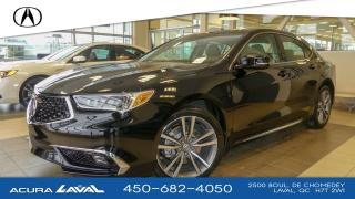 Used 2019 Acura TLX Elite A-Spec Sh-Awd for sale in Laval, QC