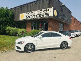 Used 2017 Mercedes-Benz CLA-Class CLA 250M/Nav/BackCam/HeatedSeats/LeatherInt/NoAcc/ for sale in North York, ON