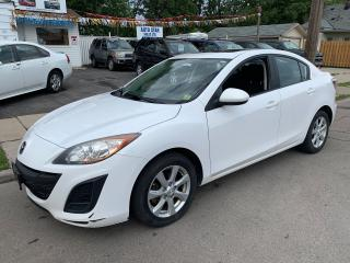 Used 2010 Mazda MAZDA3 for sale in Hamilton, ON