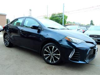 Used 2017 Toyota Corolla SE.Auto.Sunroof.Camera.Lane Assist.One Owner.99km for sale in Kitchener, ON