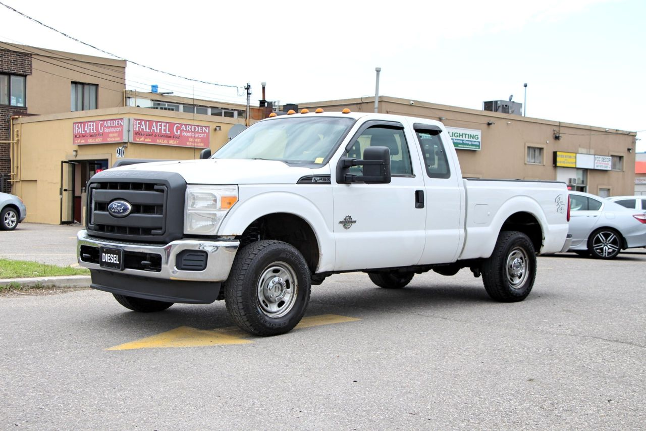2011 Ford F-250