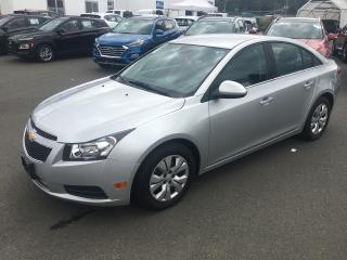 Used 2014 Chevrolet Cruze 1LT for sale in Duncan, BC