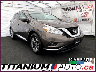 Used 2016 Nissan Murano SV+AWD+GPS+Camera+Panoramic Sunroof+Remote Start for sale in London, ON