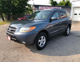 Used 2009 Hyundai Santa Fe Accident Free/Comes Certified/Heated Seats for sale in Scarborough, ON