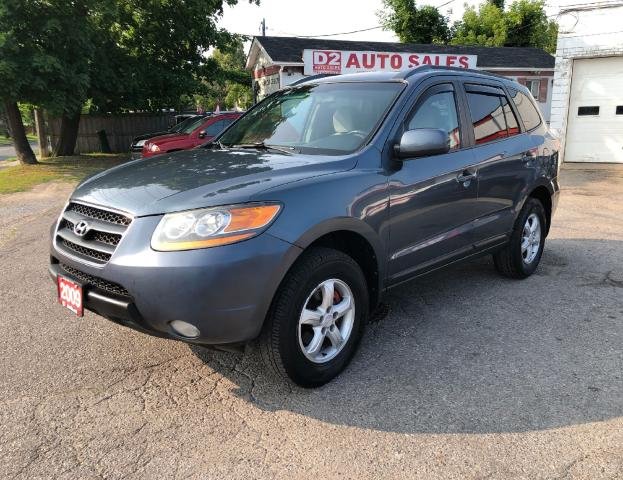 2009 Hyundai Santa Fe Accident Free/Comes Certified/Heated Seats