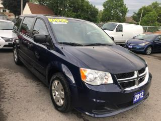 Used 2012 Dodge Grand Caravan SE for sale in St Catharines, ON