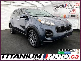 Used 2017 Kia Sportage EX+AWD+Camera+Apple Play+Heated Power Seats+Alloys for sale in London, ON