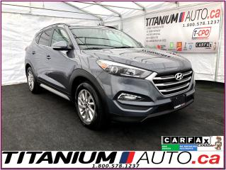 Used 2017 Hyundai Tucson Luxury+AWD+GPS+Camera+Pano Roof+Leather+Apple Play for sale in London, ON