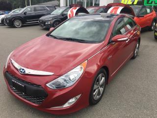 Used 2011 Hyundai Sonata HEV w/Premium for sale in Duncan, BC