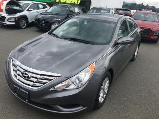 Used 2013 Hyundai Sonata GL for sale in Duncan, BC