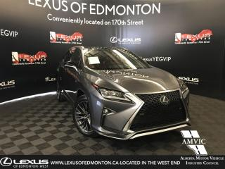 Used 2017 Lexus RX 350 F Sport Series. 3 for sale in Edmonton, AB