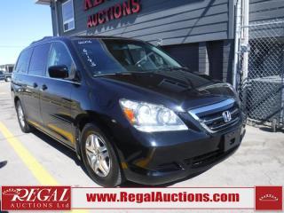 Used 2006 Honda Odyssey EX WAGON for sale in Calgary, AB