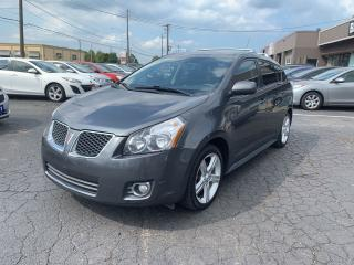 Used 2010 Pontiac Vibe for sale in Hamilton, ON