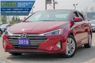 Used 2019 Hyundai Elantra preffered for sale in Guelph, ON