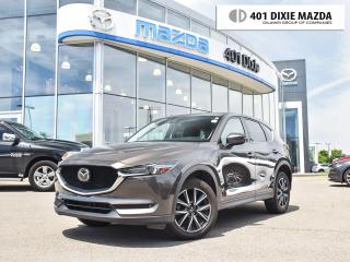 Used 2017 Mazda CX-5 GT|ONE OWNER|1.9% FINANCE AVAILABLE|NAVIGATION for sale in Mississauga, ON