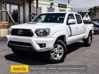 Used 2015 Toyota Tacoma V6 DOUBLE CAB TRD SPORT ONLY 48KKMS WOW!! for sale in Ottawa, ON