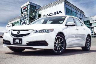 Used 2015 Acura TLX 3.5L SH-AWD w/Tech Pkg No Accident| Remote Start for sale in Thornhill, ON
