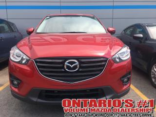 Used 2016 Mazda CX-5 GS| Leather| Navigation|Sunroof\67032km for sale in Toronto, ON