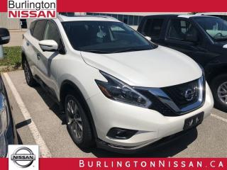 Used 2018 Nissan Murano SL for sale in Burlington, ON
