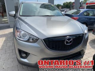 Used 2014 Mazda CX-5 GT| 30490km|AWD|Leather| Sunroof for sale in Toronto, ON